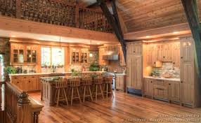 cabin kitchen ideas. Log Home Kitchens Pictures Design Ideas Cabin Kitchen Rustic