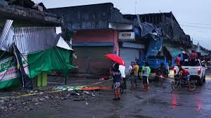 Philippine standard time (pst) is eight hours ahead of coordinated universal. Philippines Earthquake 6 Year Old Girl Among 3 Killed