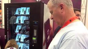 Nfc Vending Machine Hack Interesting Isis NFC Enabled Phone And Vending Machine SXSW 48 Vending
