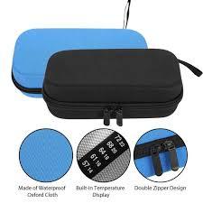 portable eva insulin pen case cooling storage protector bag cooler travel pocket pack pouch freezer