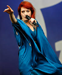 Florence And The Machine Charts Florence And The Machine Score First Uk Number On Single