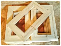 unfinished wood crafts wood frames no hardware or glass bulk wood frames wood frame unfinished wood