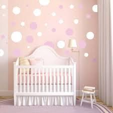 nursery polka dot wall decals trendy