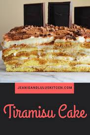 Cooking Light Magazine Tiramisu Tiramisu Cake