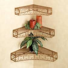 Fancy Corner Shelves Bellamy Scroll Corner Wall Shelf Set 33