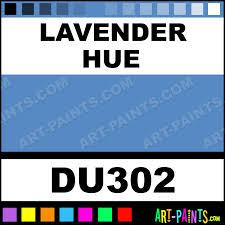 Lavender Duo Aqua Oil Paints Du302 Lavender Paint