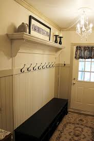 Entryway Wall Coat Rack Something Accomplished Mudroom Coat racks and Clever 2
