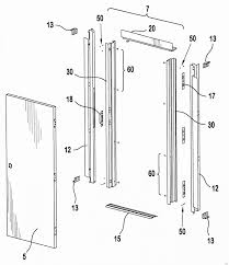 D Pella Storm Door Handle Gallery Sliding Glass Interior Doors U2013 Baldwin Lock  Parts Diagram