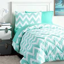 turquoise teen bedding