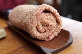 towels can be used for homemade heating pads