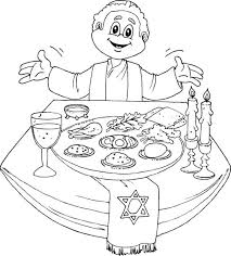 Small Picture Passover Coloring Pages Get Coloring Pages