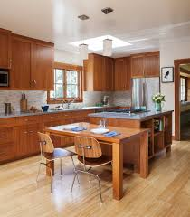 Kitchens With Wooden Floors Red Kitchen Design Ideas Home Design Interior And Exterior