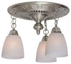 Garden District Decorative Bath Fan With Light Brushed Nickel Traditional Bathroom Exhaust Fans By Diddly Deals Houzz