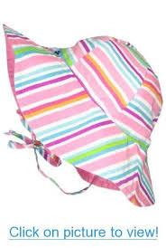 Iplay Sun Hat Size Chart Reversible Baby Infant Toddler Girl Pink Paisley Iplay Brim