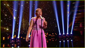 this 12 year old little big shots singer will blow you away with sia s chandelier watch now