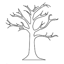 The fall tree top 25 free printable fall coloring pages online on fall coloring pictures