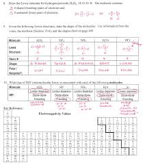 atomic structure worksheet key atomic structure and chemical bonds ...