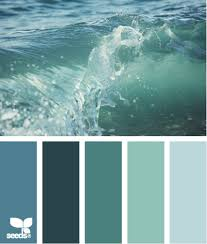 watery paint colorStylishBeachHomecom Paint Your Home with Coastal Colors Watery