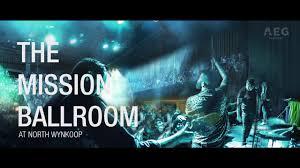Mission Ballroom Denver Co Seating Chart Mission Ballroom Denvers Fancy New North Wynkoop Venue