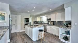grey glass kitchen backsplash ice grey 4 x large glass subway tile kitchen with grey glass