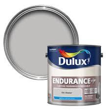 Dulux Endurance Chic Shadow Matt Emulsion Paint 2 5l Departments