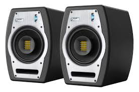 Ribbon Tweeter Design Fluid Audio Announces Fpx7 Reference Monitor With Coaxial