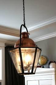 pottery barn outdoor lighting. Creative Of Lantern Outdoor Lighting Fixtures My New Dining Room Is Here Copper Pottery And Barn C