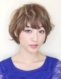 大人女子ショートパーマhm47 ヘアカタログ髪型ヘア
