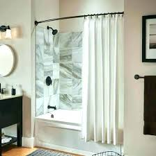 moen shower curtain rod shower rod curved curved shower rod tension curved shower rod tension mount