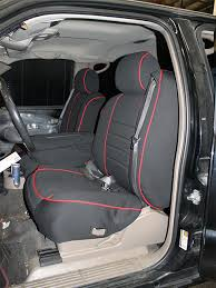 chevrolet avalanche full piping seat covers