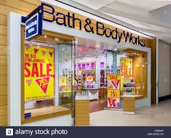 bath and body works toronto bath and body works store in the mall of america bloomington stock