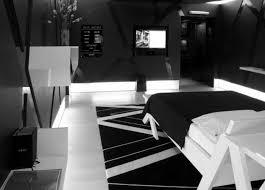 cool bedroom design black. Bedroom : Interior Futuristic Decor Inspiration Inside Room . Cool Design Black E