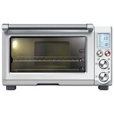 breville smart oven pro convection toaster oven 0 8 cu ft cast stainless toaster ovens best canada