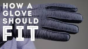 Gap Gloves Size Chart How A Glove Should Fit Mens Dress Gloves Sizing