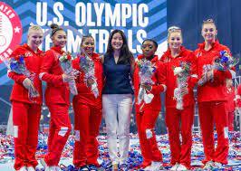Olympics Gymnastics Team ...