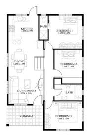 Free Small Home Floor Plans   small house designs shd     Free Small Home Floor Plans   small house designs shd    Pinoy ePlans   Modern house designs       mini house ideas   Pinterest   Small Houses