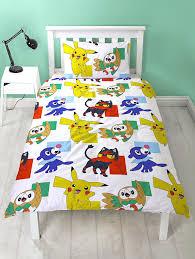 pokemon bedding queen size twin pokemon bedding