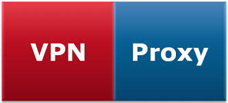 Vpn Compare Chart Difference Between Vpn And Proxy With Comparison Chart