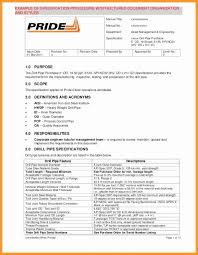 Quality Assurance Plan Example Quality Control Plans Templates Goals Template Examples Raci Project