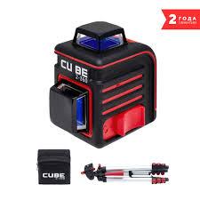 <b>Построитель лазерных плоскостей ADA</b> Cube 2-360 Professional ...