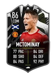 See their stats, skillmoves, celebrations, traits and more. Fifa 21 Showdown Sbc Mctominay Milner Ratings Boosts How To Complete Expiry Dates