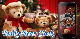 Приложения в Google Play – Teddy Bear <b>Clock</b> Live WP