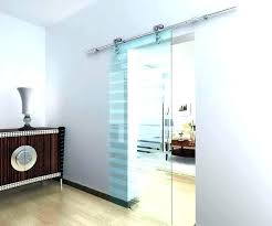 barn doors with glass interior glass barn doors glass barn door interior indoor glass doors photo
