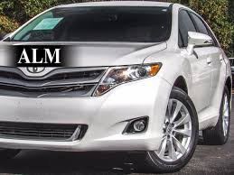2014 Used Toyota Venza 4dr Wagon I4 AWD LE at ALM Gwinnett Serving ...