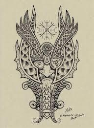 Odin Tattoo Per Aspera Ad Astra идеи для татуировок маори тату