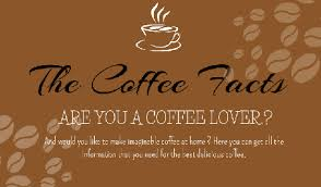 If you're looking for a great coffee, contact us here at william de nass for. 6 Amazing Facts About Coffee Newsonfloor Com