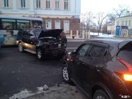В районе Лазо столкнулись два автомобиля ФОТО Новости   Обоим автомобилям потребуется дорогостоящий ремонт ru