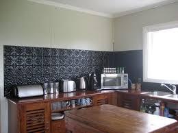 pressed metal furniture. pressed tin spades panel as backsplash black httpwww metal furniture w