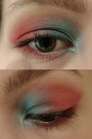 a colourful eye look ccwmakeup