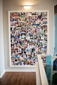 striking diy photo collage ideas